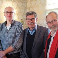 Norbert Feulner, Dr. Kurt Berlinger, Bertram Hacker